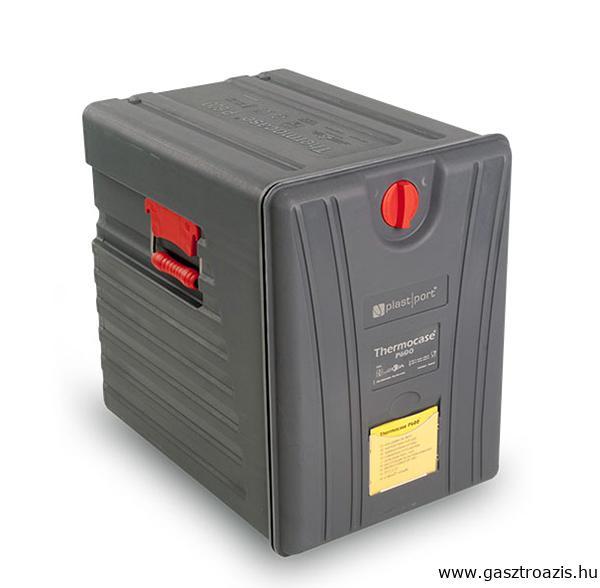 Thermoláda P600M,GN 1/1,elöl nyitható,64x44x61cm (TRPLPTC12)