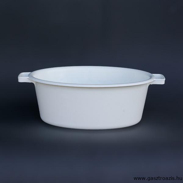 Sózókád ovális 25l, 52 x 43 x 20cm (AX1038/B)