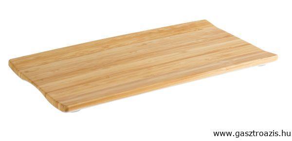Bamboo tálca GN 1/3, 32,5x17,6x2cm (AP84802)