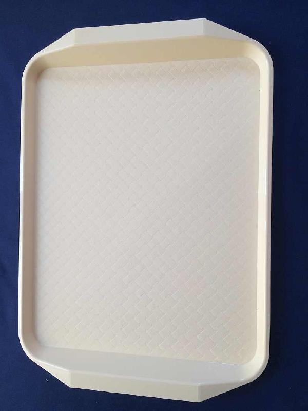 MD tálca Polypropilén 30,5x42,5 cm fehér