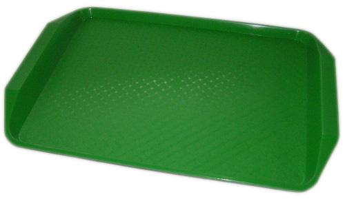 MD tálca Polypropilén 30,5x42,5 cm zöld