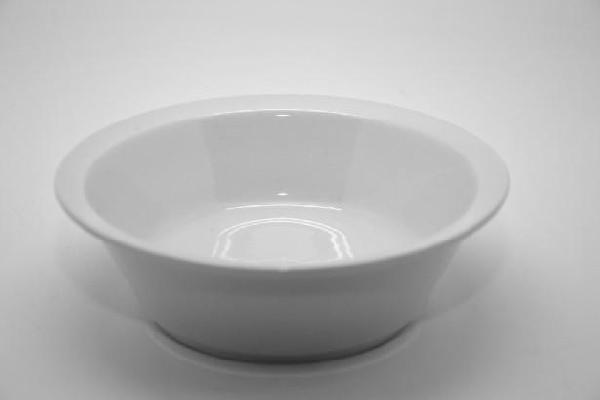 Porcelán Adagtál Mély 18,5 Cm Super White