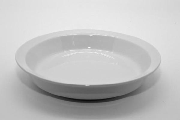 Porcelán Adagtál Lapos 21 Cm Super White