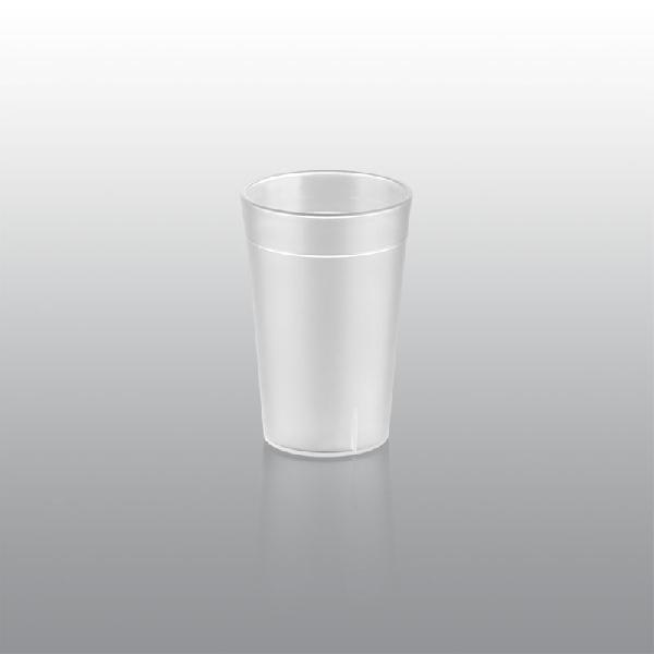 Pohár törhetetlen, polikarbonát ürt:2,5dl (F-PCG14)