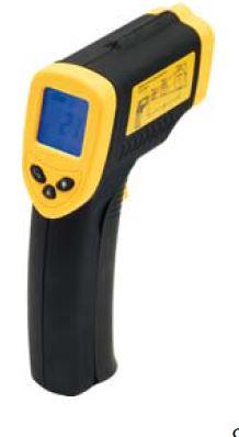Infravörös digitális hőmérő -50-380°C