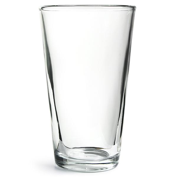 Üvegpohár boston shakerhez 0,4l