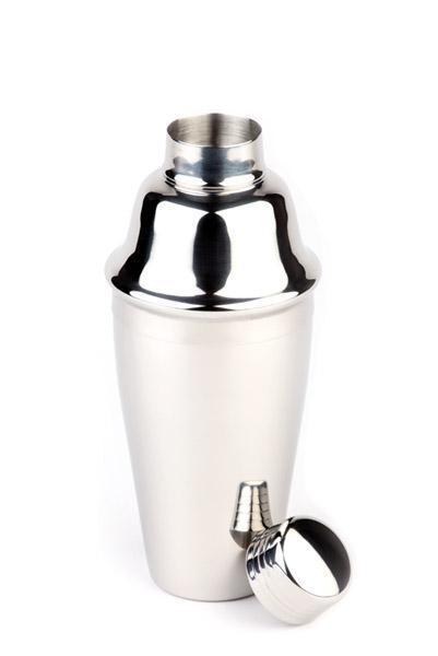Shaker rm.acél ürt:500ml átm:8,5cm mag:20cm