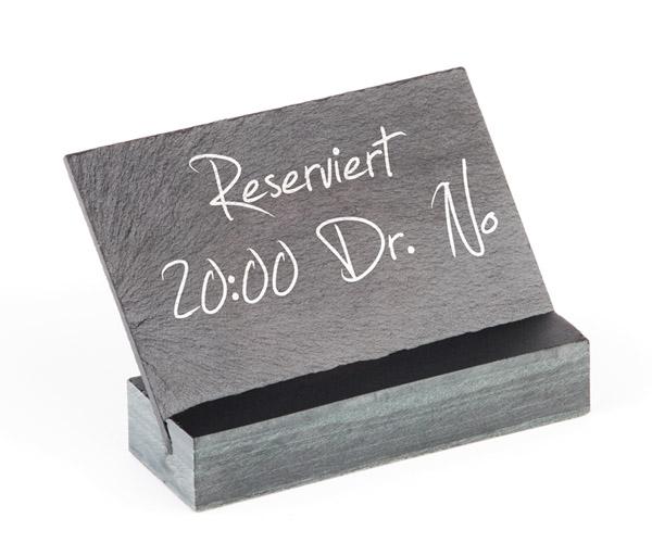 Asztali kártyatartó 12x4x7cm, (AP00060)