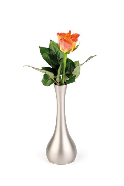 Váza rm.acél mag.18cm (AP04017)
