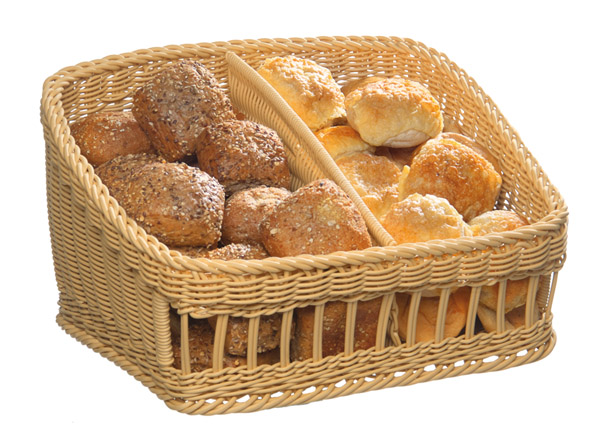 Elválasztó 50305 kenyérkosárhoz 38cm,  mag:26/15cm