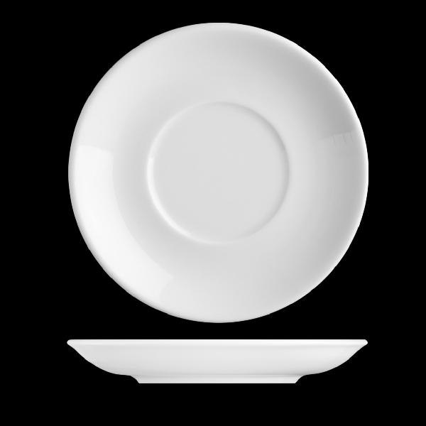 Basic csészealj átm:16,5cm