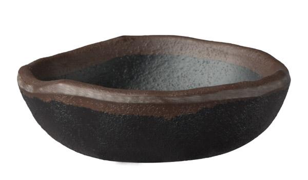 MARONE, fa hatású tálka, 8,5x2,5cm, 0,05l, (AP84107)