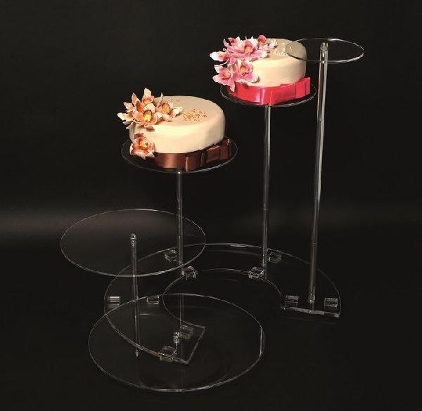 SWING Tortaállvány 5 tortának
