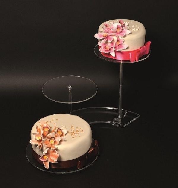 DALIA Tortaállvány 3 tortának