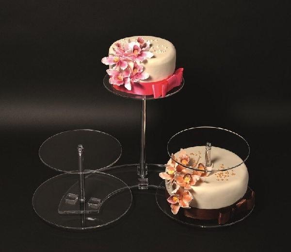 DALIA Tortaállvány 5 tortának