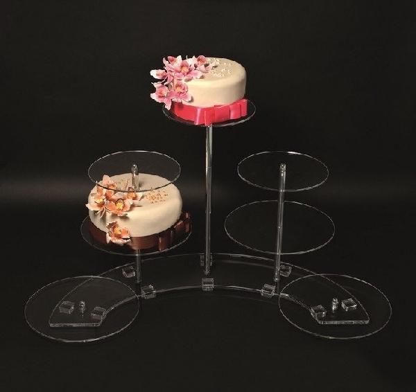 ROSA Tortaállvány 7 tortának