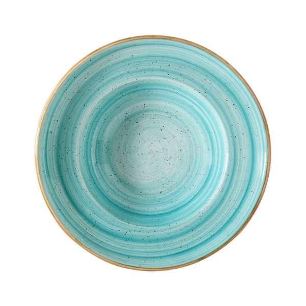Aqua Tésztás tányér 27 cm (BON-AAQGRM 27 CK)