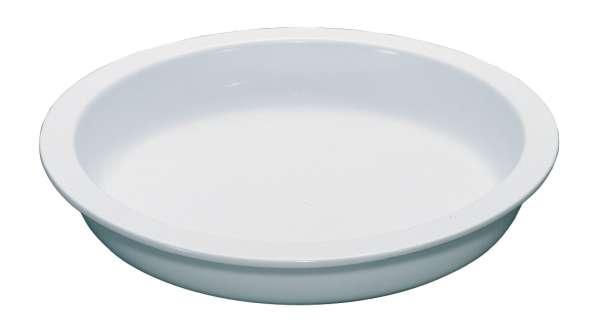 Chafing betét kerek, porcelán átm.: 39cm, mag.: 6cm (DARY39S)