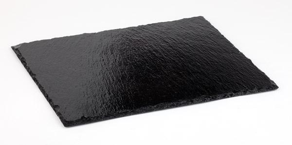 Basalt pala tálca 32,5 x 17,6cm GN1/3 (AP00992)