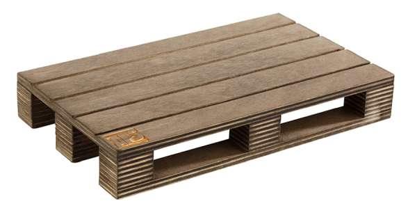 Tálaló raklap fából 20x12x3cm (AP00880)