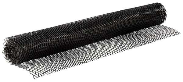 Csöpögtető háló tekercsben 60x300cm fekete (AP93315)