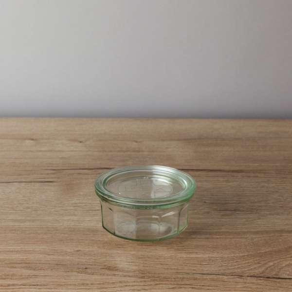Rex-FACETTEN üveg 0.290l, tetö, gumigyürü és csat, Rex Horeca (BREL1290)