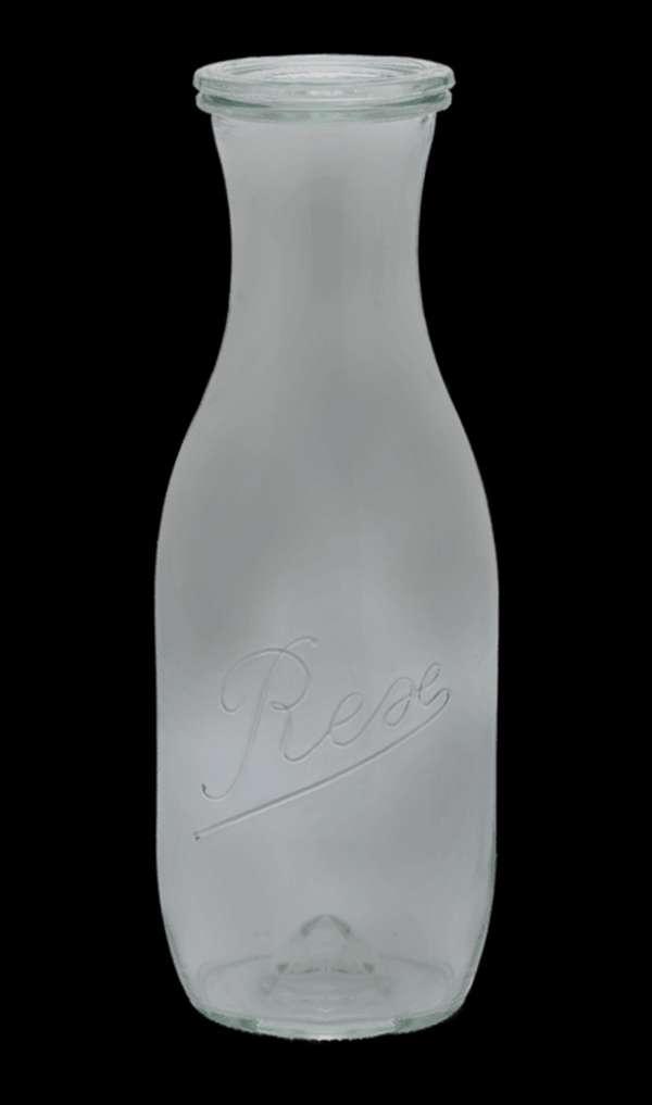 1000 ml REX-PYRAMIDEN ÜVEG, TARTOZÉKOK NÉLKÜL (BREX100)