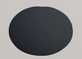 Securit® sziluett kréta tábla Ovális- tartalmaz tábla markert és falra ragasztó csíkot - 30x50cm (SEC1043)
