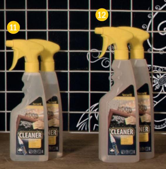 Securit® Folyékony kréta marker tisztító spray - kicsi - 500 ml (SEC1156)