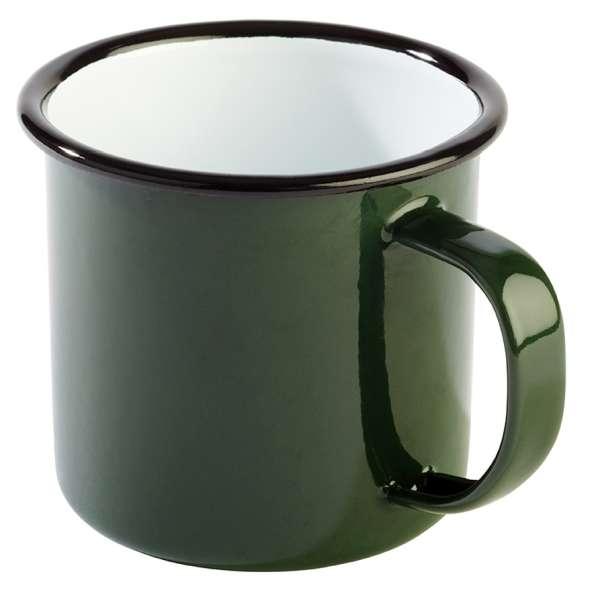 """Bádog bögre """"RETRO"""" 0,35l zöld (AP40634)"""