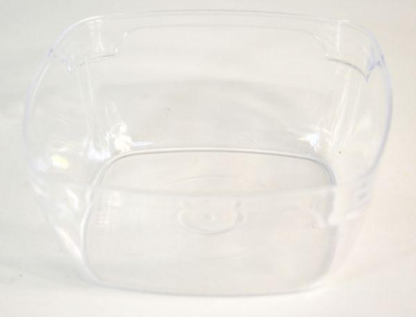 Salátás tálka műanyag, egymásba rakható, 300ml (AVM0544)