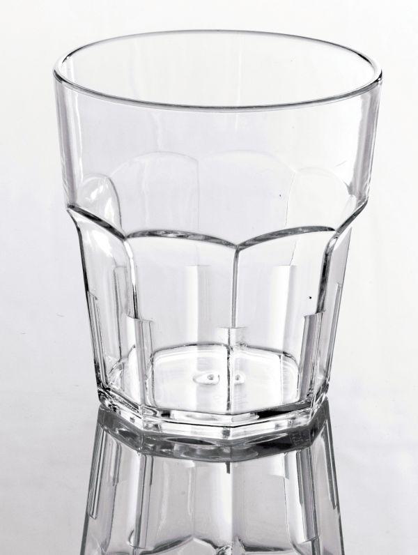 Törhetetlen polikarbonát pohár víztiszta 2,9dl, AKONA (AVM0422)