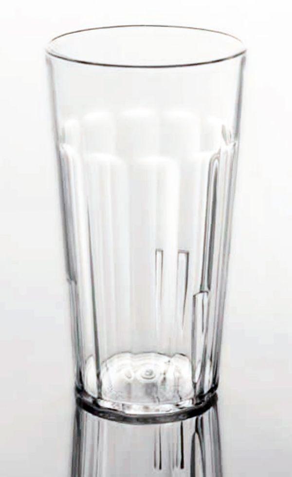 Törhetetlen polikarbonát pohár víztiszta 3,6dl, OPTIC (AVM0432)