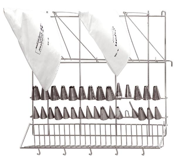 Fali állvány habcsőnek és habzsáknak (K80072210)