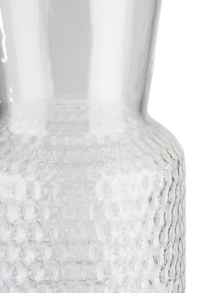 Vizeskaraff üveg DOTS 8x27cm 0,9l (AP10739)