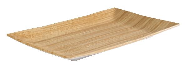Bamboo tálca 34,5x21,5x3cm (AP84808)