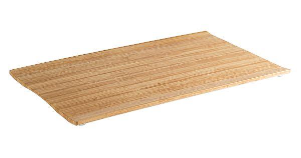 Bamboo tálca GN 1/1, 53x32,5x2m (AP84800)