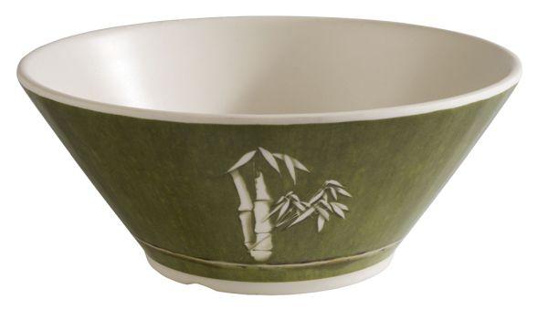 Green bamboo tál 18x7,5cm, 0,6l, (AP34643)